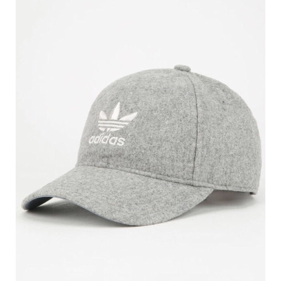 b9ad996d adidas Accessories | Originals Relaxed Womens Strapback Cap Hat ...